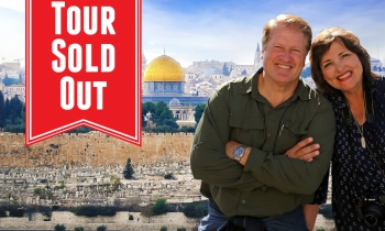 2020 April Ultimate Holy Land tour with  Scot and Maurine Proctor